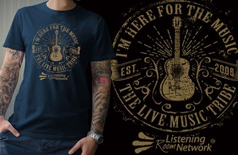 Kickstarter LRN shirt